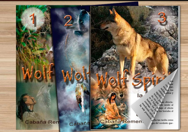 Suscripción Gratuita a Wolf Spirit Magazine